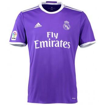 Real Madrid vonkajší dres 2016-17