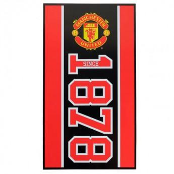 Manchester United uterák osuška Since 1878