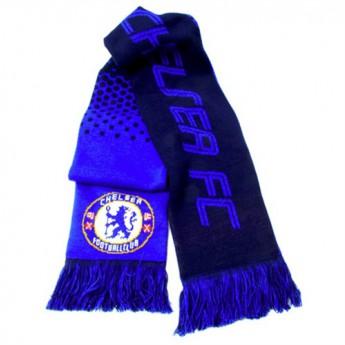 FC Chelsea Šál pletený club blue