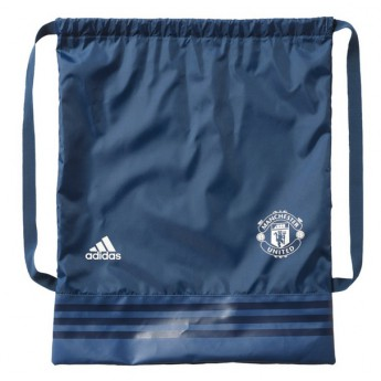 Manchester United Modrý vrecúško Gym Bag blue
