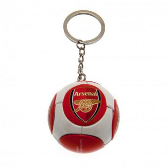 FC Arsenal Prívesok na kľúče Futbalová lopta