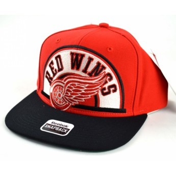 Detroit Red Wings Šiltovka Arched Snapback