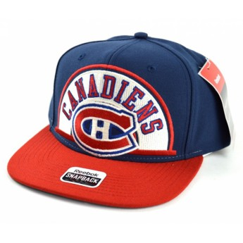 Montreal Canadiens Šiltovka Arched Snapback