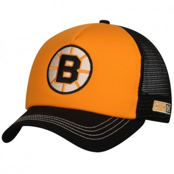 Boston Bruins Šiltovka  Vintage Meshback Trucker