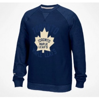 Toronto Maple Leafs Mikina Fleece Crew 2016