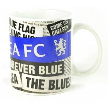 FC Chelsea keramický hrnček The Blues