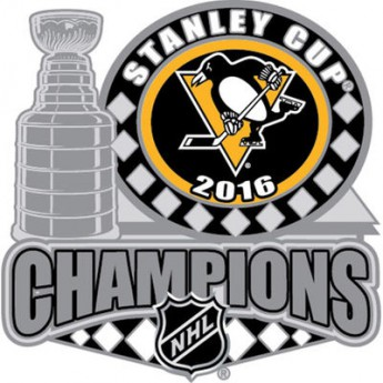 Pittsburgh Penguins odznak Stanley Cup Champions 2016