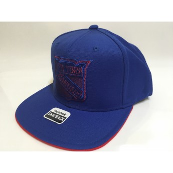 New York Rangers Šiltovka Crosshatch Snapback