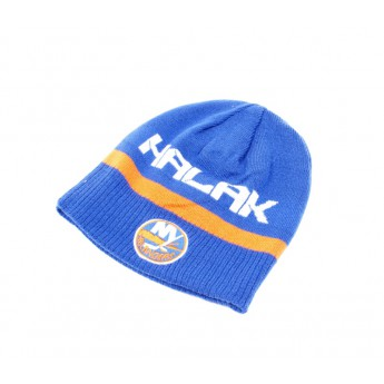 New York Islanders Kulich # 41 Jaroslav Halak Player Reversible Knit
