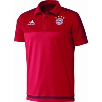 Bayern Mníchov pánske polo tričko rot