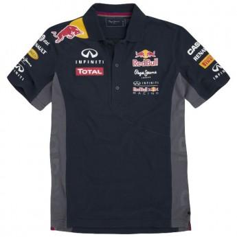 Red Bull Racing pánská polo tričko blau