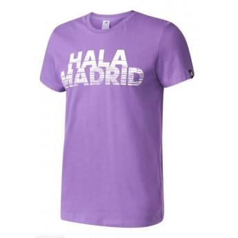 Real Madrid Fialové pánske tričko paypur Gr Bet