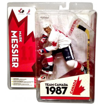 Canada figúrka Mc Farlane Mark Messier Team 1987