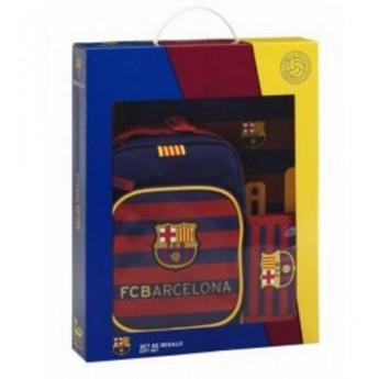 FC Barcelona darčekový set 3ks striped