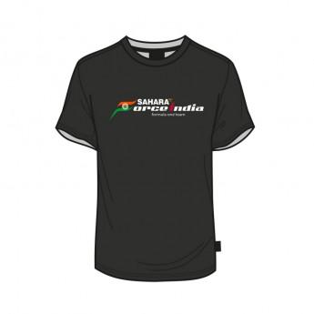 Force India pánske tričko Fan Sahara