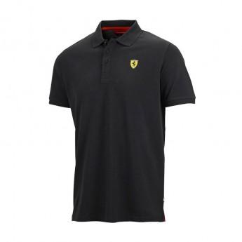 Ferrari pánske polo tričko Classic black F1 Team 2016