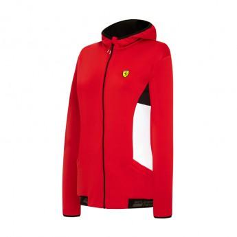 Ferrari dámska bunda Full Zip red F1 Team 2016
