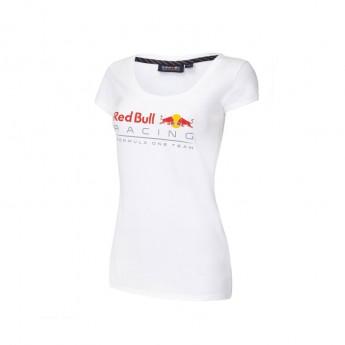 Infiniti Red Bull Racing dámske tričko Front Logo white 2016