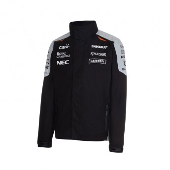 Force India pánska bunda black Sahara Team 2016