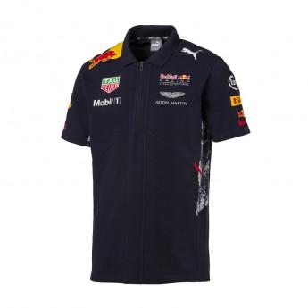 Puma Red Bull Racing pánske polo tričko F1 Team 2017