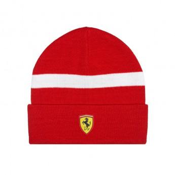 Scuderia Ferrari zimná čiapka red Knitted F1 Team 2017