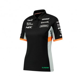 Force India dámske polo tričko Sahara F1 Team 2017