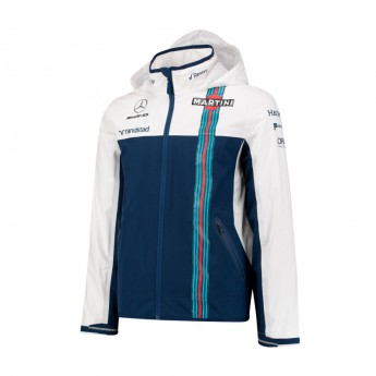 Williams Martini Racing pánska bunda Rain Jacket 2017