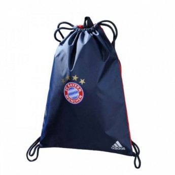 Bayern Mníchov vrecúško gym bag RedBlue 17