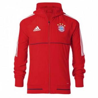 Bayern Mnichov pánska bunda red pre jkt