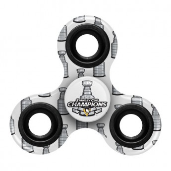 Pittsburgh Penguins Fidget spinner 2017 Stanley Cup Champions Printed Spinner