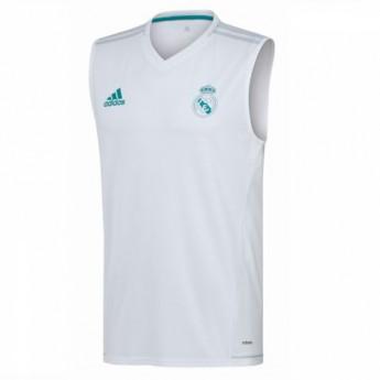 Real Madrid tréningové tielko white 17