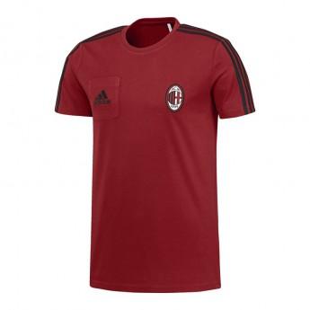 AC Milan pánske tričko pocket red