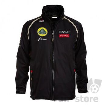 Lotus F1 Team pánska bunda black