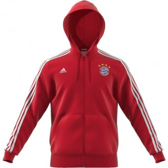 Bayern Mnichov pánska mikina 3S FZ HD