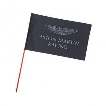 Aston Martin vlajka team Navy 2017