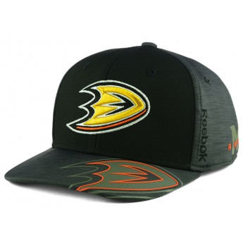 Anaheim Ducks šiltovka Reebok 2017 NHL Playoff Flex Cap
