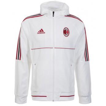 AC Milan pánska bunda track tops white