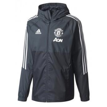 Manchester United pánska bunda rn black