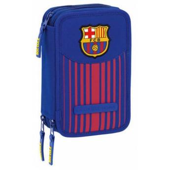 FC Barcelona školské puzdro modré finále