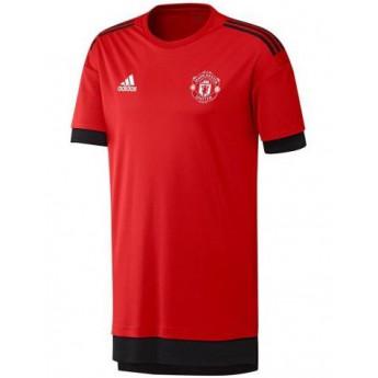 Manchester United pánske treningové tričko red