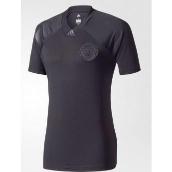 Manchester United tréningový pánsky dres black Li