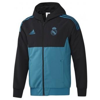 Real Madrid pánska bunda Presentation blackblue