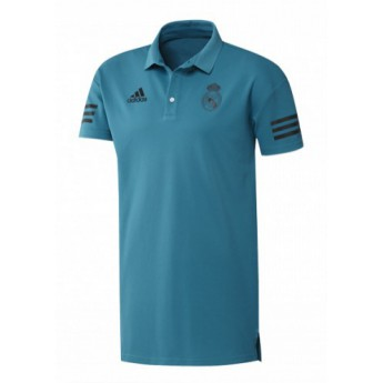 Real Madrid pánske polo tričko presentation blue