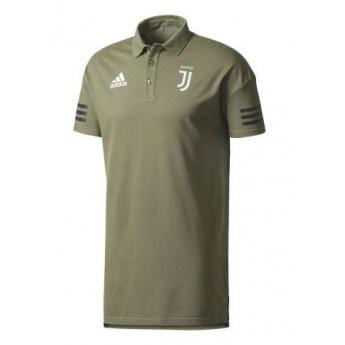Juventus pánske polo tričko Presentation green