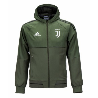 Juventus pánska bunda Presentation green