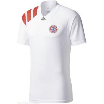 Bayern Mníchov tréningový pánsky dres white Li
