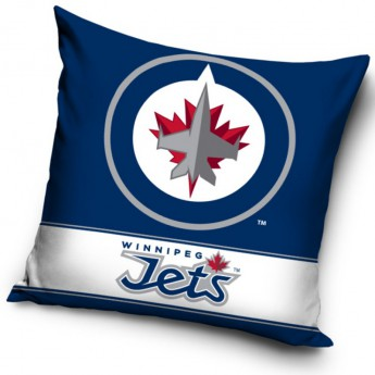 Winnipeg Jets vankúšik club logo