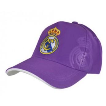Real Madrid šiltovka purple logo