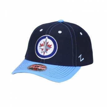 Winnipeg Jets Šiltovka NHL Staple Adjustable