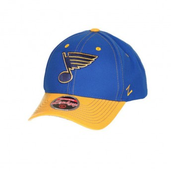 St. Louis Blues Šiltovka NHL Staple Adjustable